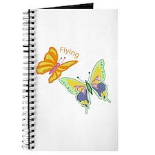 Flying Butterflies Journal