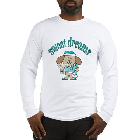Sweet Dreams Boy Long Sleeve T-Shirt