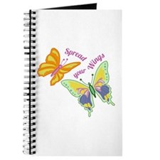 Spread Your Wings Journal