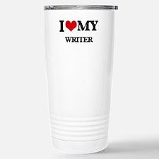 I love my Writer Travel Mug