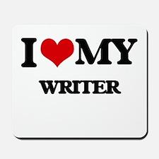I love my Writer Mousepad