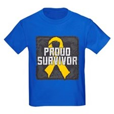 Proud Childhood Cancer T
