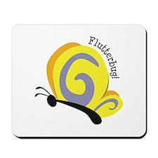 Flutterbug Mousepad