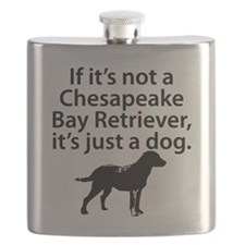 If Its Not A Chesapeake Bay Retriever Flask