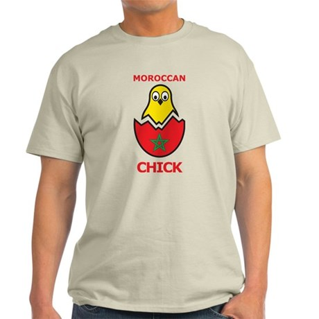 Moroccan Chick Light T-Shirt