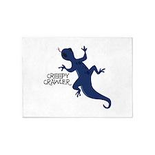 Creepy Crawler 5'x7'Area Rug