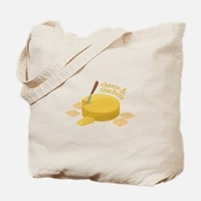 Cheese & Crackers Tote Bag