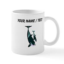 Custom Killer Whales Mugs