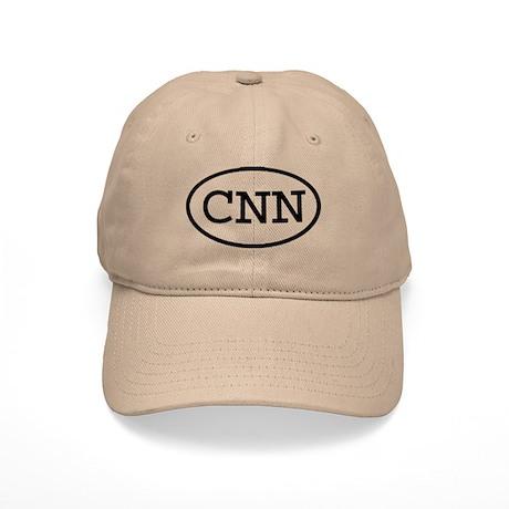 CNN Oval Cap