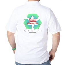 Organ Transplant (backprint) T-Shirt
