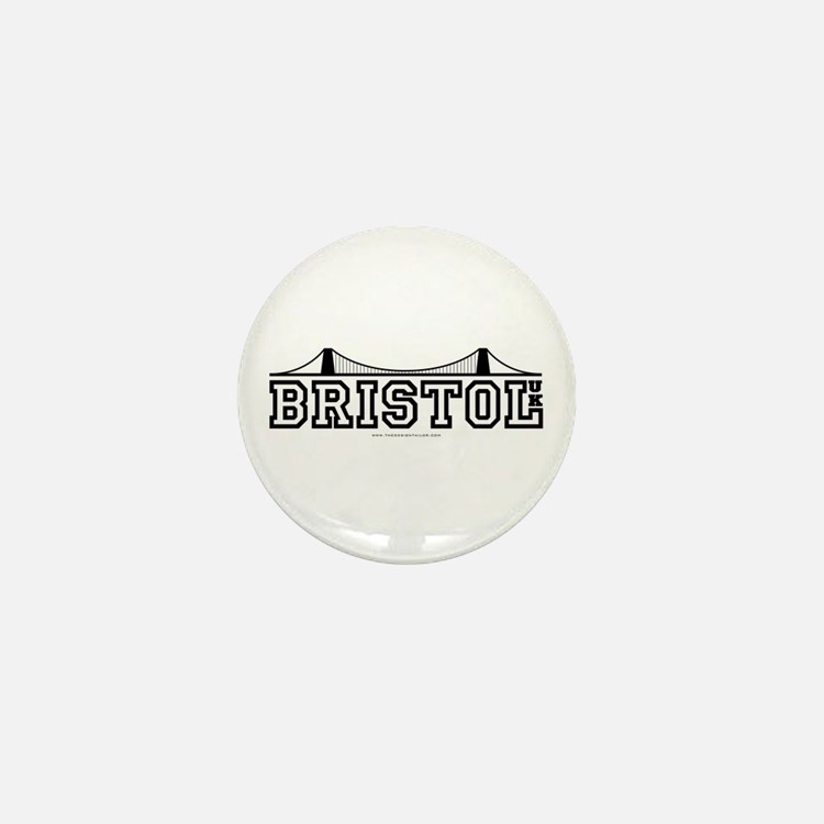 bristol Mini Button