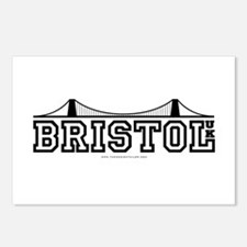 bristol Postcards (Package of 8)