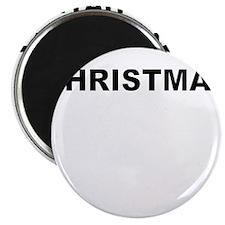 I HARE CHRISTMAS Magnets