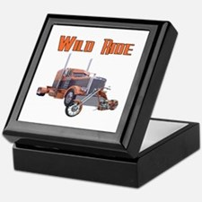 Wild Ride Keepsake Box