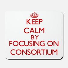 Consortium Mousepad
