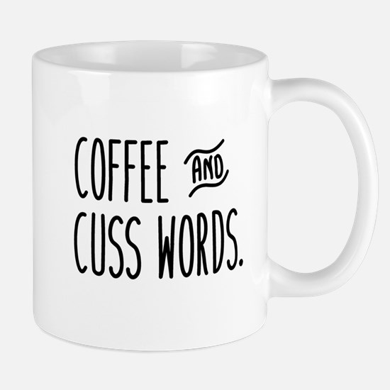 CoffeeCuss Mugs
