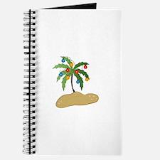 Tropical Christmas Journal