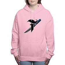 Kwaiken Knife Women's Hooded Sweatshirt
