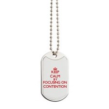 Contention Dog Tags