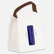 Tanzanite Canvas Lunch Bag
