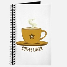 Coffee Lover Journal