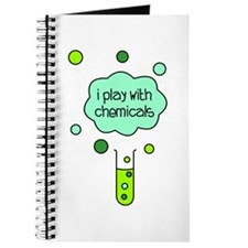 I Play with Chemicals Journal