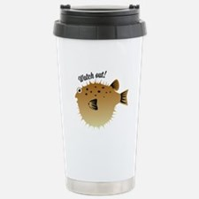 Watch Out Travel Mug