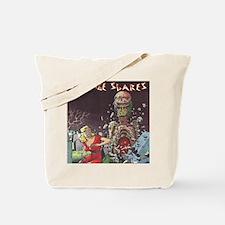 Strange Scares Tote Bag