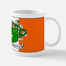 Hennessey Arms Flag Mug