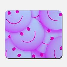 Smile pink Mousepad