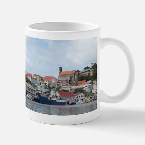 St. George's Harbor Mugs