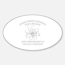 Everything Happens For A Reason Decal