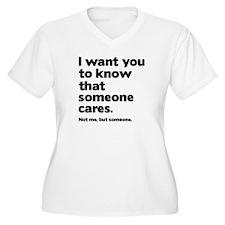 Someone Cares T-Shirt
