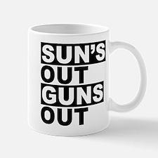 Sun's Out Guns Out Mug
