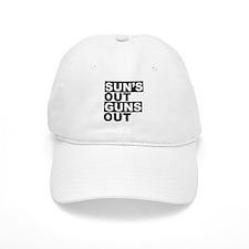 Sun's Out Guns Out Baseball Cap