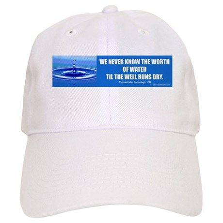 Water Conservation Cap