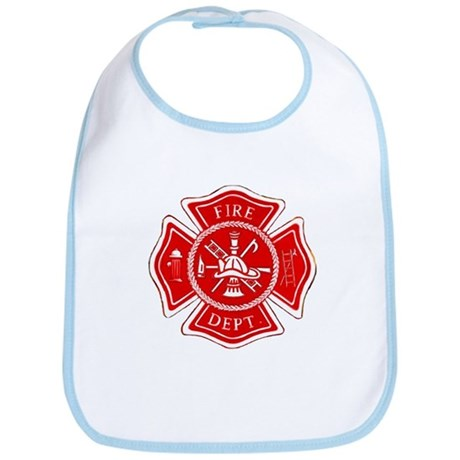 Maltese Cross Bib