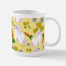 Bunnies and Rabbit Food Mug