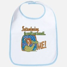 Future Mermaid Bib