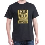 Billy The Kid Dead or Alive Dark T-Shirt