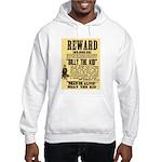 Billy The Kid Dead or Alive Hooded Sweatshirt
