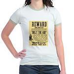 Billy The Kid Dead or Alive Jr. Ringer T-Shirt