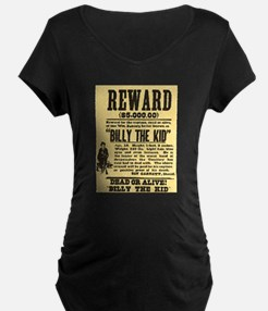 Billy The Kid Dead or Alive T-Shirt