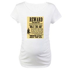 Billy The Kid Dead or Alive Shirt