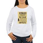 Billy The Kid Dead or Alive Women's Long Sleeve T-