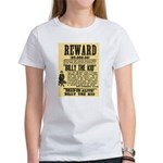 Billy The Kid Dead or Alive Women's T-Shirt