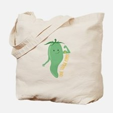 One Tough Pepper Tote Bag