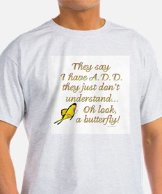 ADD Butterfly T-Shirt