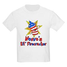 Nonno's Little Firecracker T-Shirt
