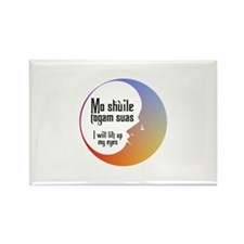 Funny Gypsy Rectangle Magnet